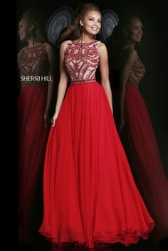 Sherri hill prom dresses #prom dress