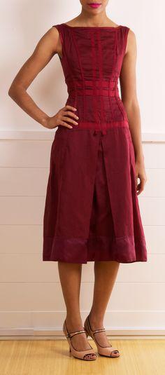 PHILOSOPHY DI ALBERTA FERRETTI DRESS @Michelle Flynn Coleman-HERS