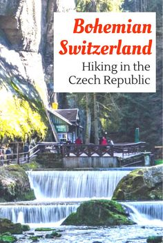 This sprawling national park known as Bohemian Switzerland is just a 90 minute drive from Prague, but it may as well be on a different planet. If you're looking for exceptional hiking in the Czech Republic you have to visit Bohemian Switzerland. Click her Travel Info, Travel Guides, Travel Tips, Travel Articles, Prague Travel, Travel Europe, European Travel, Day Trips From Prague, Europe Holidays