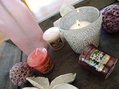 Herbivor testet: Yankee Candle - Frühlingsdeko, Frühlingsduft!