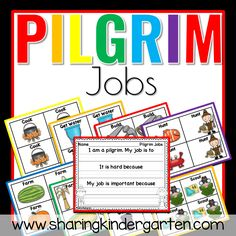 Pilgrim Jobs writing