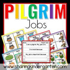 Pilgrim Jobs writing