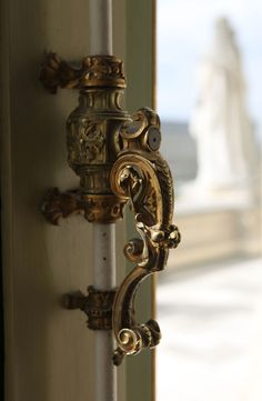 French window handles. I would love these on my french windows