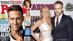 Ryan Reynolds Jadi Ayah Terseksi Versi Majalah People - http://berita24.com/ryan-reynolds-jadi-ayah-terseksi-versi-majalah-people/