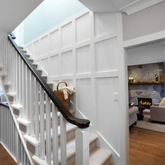 Molding Squares On Walls Design, Pictures, Remodel, Decor and Ideas - page 3