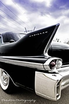 Cadillac by phantomphotography, via Flickr