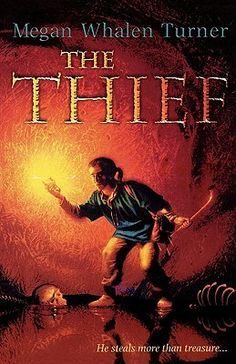The Thief (The Queen's Thief, #1) by Megan Whalen Turner