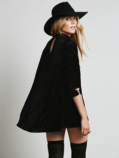 Free People Queen of Diamonds Burnout Mini Dress, $228.00