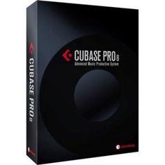 Steinberg Cubase Pro 8 Retail - software
