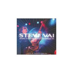 Steve vai - Where the other wild things are (CD)