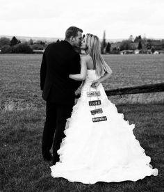 Cutest thing I've ever seen! - weddingsabeautiful.com