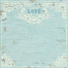 Paper House Productions - Wedding Day Collection - 12 x 12 Paper - Sweet Love