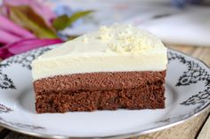 """Torta """"Trojité čokoládové pokušenie"""" (bez múky)"""