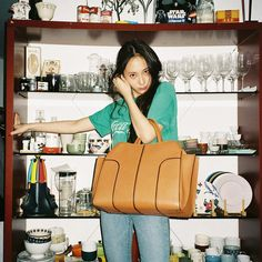 Krystal Jung is Tod's First Asian Model Krystal Fx, Jessica & Krystal, Jessica Jung, Krystal Jung Fashion, Star G, Mood And Tone, Ice Princess, Character Aesthetic, Yoona