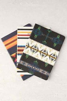 Pendleton Notebook - Set Of 3
