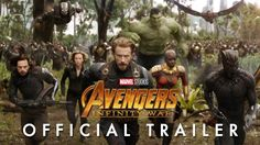 Infinity War (trailer) is here!