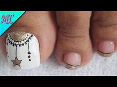 Spring Nail Art, Spring Nails, Toe Nail Art, Toe Nails, Violet Nails, Semi Permanente, Bride Nails, Manicure And Pedicure, Nail Designs