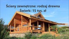 Domy z bali 80m2 za mniej niż 100 tys. złotych - wyliczenia