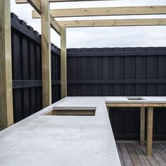 Four A Pizza, Outdoor Kitchen Bars, Summer Kitchen, Smoking, Pergola, Bbq, Deck, Construction, Rooms