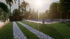 Diseño de terrazas Diseño de jardines Exteriorismo y paisajismo Cesped artificial jardin diseño de jardin grande diseño de jardin pequeño diseño jardin moderno Barcelona, Sidewalk, Exterior, Grand Designs, Astroturf, Terrace Design, Fences, Landscaping, Decks