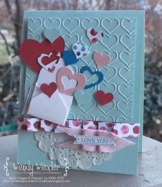 Wickedly Wonderful Creations: Stamp Review Crew - Valentine Free-for-All!!