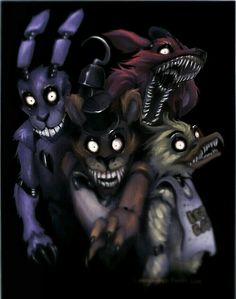 Circus Baby Fnaf Video Game Characters Five Nights At Freddys
