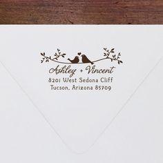 I like this wedding stamp