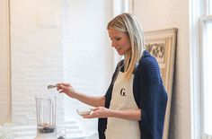 Gwyneth drinks one of these every morning, whether or not she's detoxing. Choose your Moon Juice moon dust depending on what the day ahead holds…brain before a long day at the office, sex dust before a date, etc.