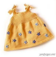 Children sundress spokes