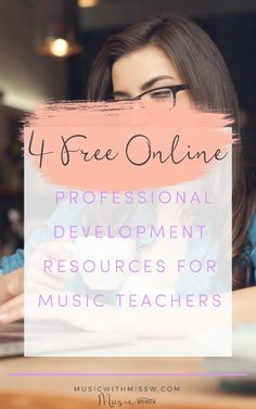 Who said professional development had to be expensive? Check out these free online resources! Teaching Character, Social Media Outlets, 21st Century Skills, Elementary Music, Music Therapy, Music Classroom, Music Education, Professional Development, Music Lovers
