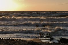 BAŁTYK SEA IN POLAND