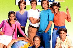 i used to love to watch Boy Meets World