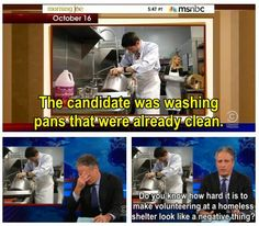 Jon Stewart memes should come with a warning... I just did a spit take all over my laptop..