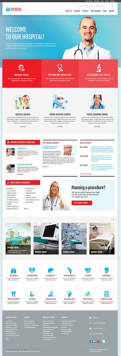 Website Template #47536