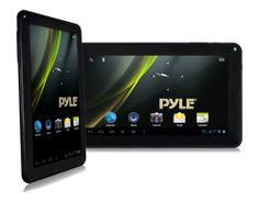 Pyle TAB7IB 7'' 4GB Tablet W/ Bluetooth, Android 4.0 OS, 1.2Ghz, Wi-Fi, 3D Graphics & 2 Cameras
