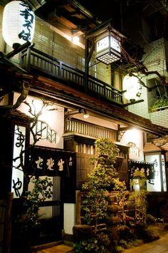 Tokyo: Historic Japanese Architecture, Kanda Matsuya (1925), Kandasudacho Chiyoda-ku | by Ballet Lausanne