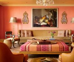 Moroccan Style Living Room Decor Wall Colors For As Per Vastu 730 Best Images In 2019 Morocco Jay Jeffers The Art Of High Impact Designsliving