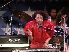 """Rick James performs """"You and I/Super Freak"""" live at the Farm Aid concert in Austin, Texas on July Farm Aid was started by Willie Nelson, Neil Young . Rick James, Marvin Gaye, I Love Music, Songs, Concert, Youtube, Live, Music, Concerts"""