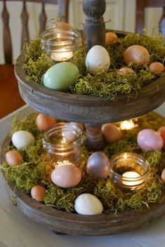 02 Easy DIY Easter Decorations Ideas On a Budget