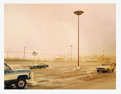 parking lot - photo stephen shore
