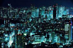 Tokyo / photo by Hidehiko Sakashita