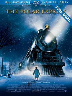 Kutup Ekspresi - The Polar Express - 2004 - 720p - Dual - Turkce Dublaj Bluray 720p Cover Movie Poster Film Afisleri - http://720pindir.com/Kutup-Ekspresi-the-Polar-Express-2004-720p-Dual-Turkce-Dublaj-indir-9555