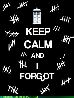 Doctor Who Matt Smith Doctor The Silence Keep Calm The Doctor, Twelfth Doctor, The Silence Doctor Who, The Maxx, Geeks, Don't Blink, Time Lords, Geek Out, Bad Wolf
