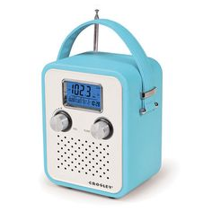 Songbird Radio Turquoise, $32.50, now featured on Fab.