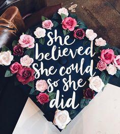 13 Feminist Graduation Cap Ideas For Badass Women #mbaforwomen #mbacareers