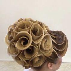 ⠀ Hair by @georgiykot ❤️ ⇰ Snap: StyleArtistsalso ⠀⠀⠀Follow @hair.curls…