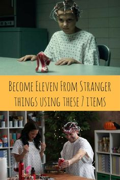 6 Easy Last Minute Halloween Costumes You Can DIY - #1, Become Eleven from Stranger Things for Halloween