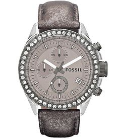 Fossil Dylan Leather Watch