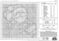 Gallery.ru / Фото #1 - Санта в квадрате - muha-cc Santa Cross Stitch, Coloring Pages, Diagram, Words, Quote Coloring Pages, Kids Coloring, Colouring Sheets, Horse, Printable Coloring Pages