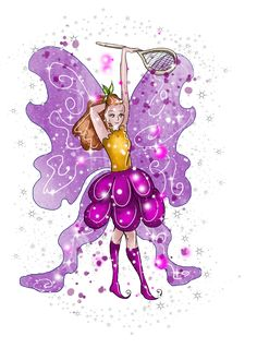 Polly the Playtime Fairy www.teeliesfairygarden.com Meet Polly the playtime Fairy. Wanna know if you can beat her in fairy tennis? #fairyplay